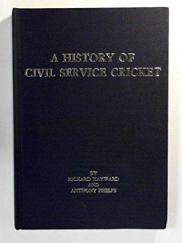 History of Civil Service Cricket