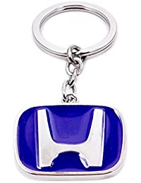 GCT Honda Logo Metal Keychain | Keyring | Key Ring | Key Chain For Your Car Bike Home Office Keys | Men Women...