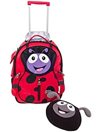 The Cuties and Pals - Equipaje infantil  unisex-niños