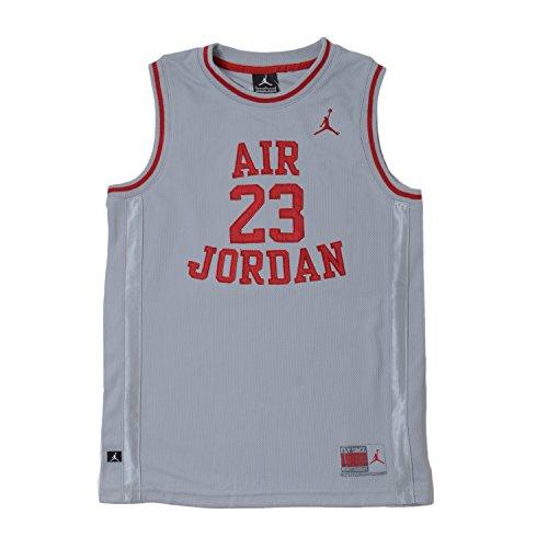 Nike Jordan Boys Youth Classic Mesh Jersey Shirt - Jordan Mesh-kleid