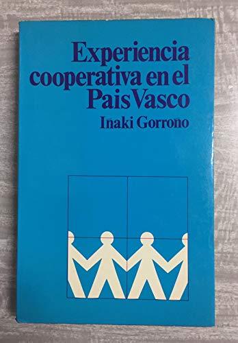 EXPERIENCIA COOPERATIVA EN EL PAIS VASCO