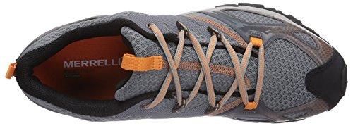 Merrell GRASSBOW RIDER Herren Trekking & Wanderhalbschuhe Mehrfarbig (WILD DOVE/ORANGE)