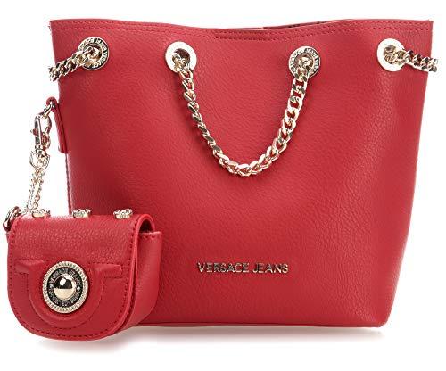 Versace Jeans Rucksack-Tasche rot