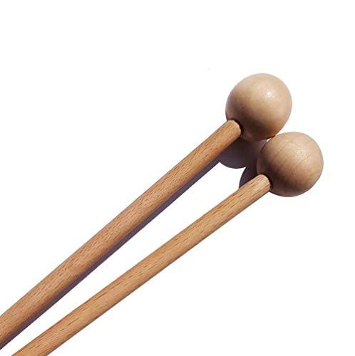 2 pareslargo 8'' madera Martillos Martillos percusión