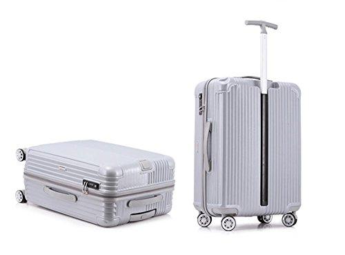 MHGAO Custodia da viaggio lampo per High-end Business Case Trolley , 4 , 24 inch