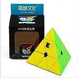 Gobus MoYu MoFangJiaoShi Cubing Classroom MeiLong 3x3 Pyramid Pyraminx Triangle Magic Cube Speed Puzzle Cube Toy Stickerless