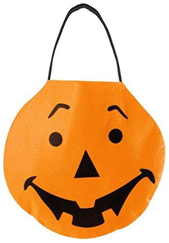 Halloween Tasche Kürbis Tragetasche Trick and (Niedliche Ideen Tasche Halloween)