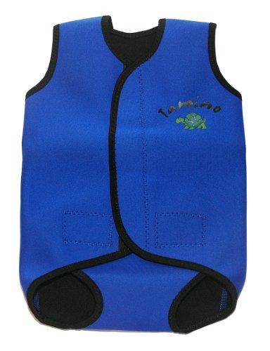 Tamino 2mm Babyshorty 68-74 (5XS), blau