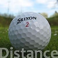 Srixon 50 DISTANCE LAKE GOLF BALLS - AAA/AA QUALITY (A/B GRADE)