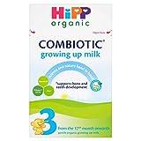 HiPP Organic Growing Up Milk 3 12+ Months 600g