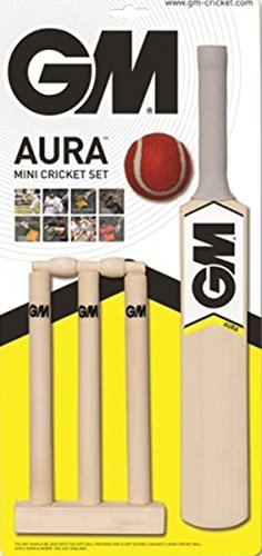 gunn-moore-icon-bambini-che-giocano-mini-cricket-bat-set-da-gioco-stump