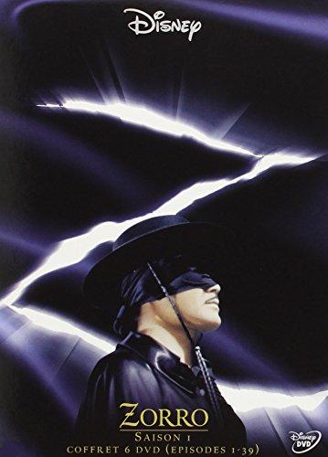 Zorro – Saison 1 [Francia] [DVD] 412zrzIsUtL