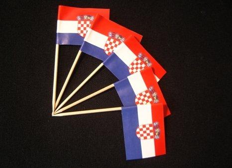 Preisvergleich Produktbild Zahnstocher : Kroatien 50er Packung