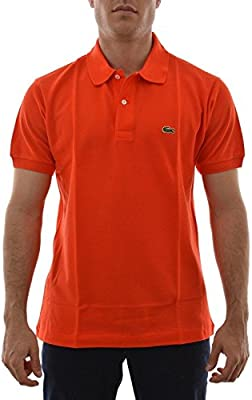 POLO LACOSTE L-1212-CAD CLASSIC FIT Naranja