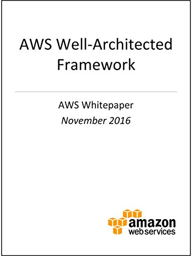 free kindle book AWS Well-Architected Framework (AWS Whitepaper)