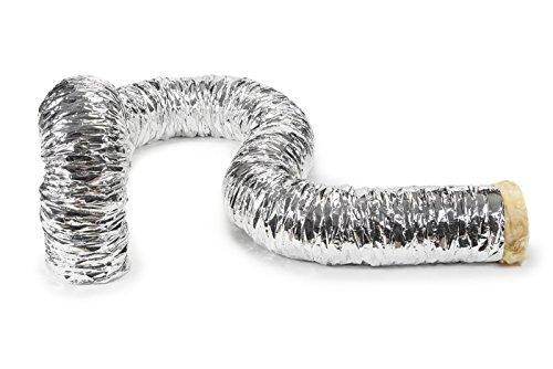 IAL100 5 m Manguera de aluminio flexible aislada 100 mm STERR