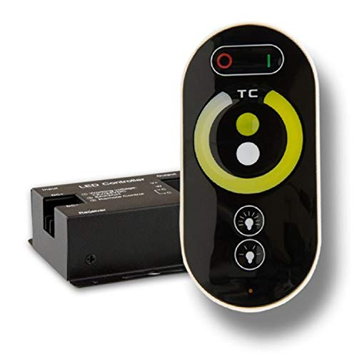 Isolicht Wireless touch CCT 2 Kanal Funk-Controller, 12-24V max. 432W