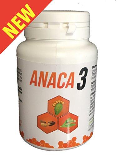 Anaca 3 Kapseln für Gewichtsverlust