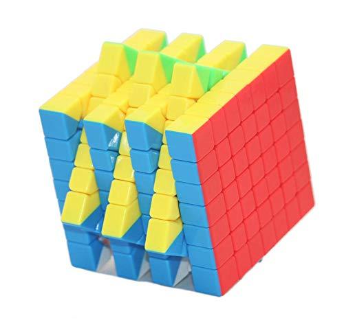 MFJS 2x2x2 11x11x11 Cubo magico Stickerless Speed