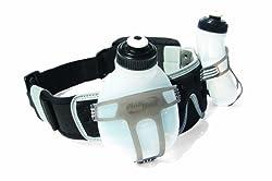 Fuelbelt R2O Revenge Hydration Belt, Black, One Size/Black