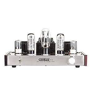 GemTune BL-02 EL34 * 2 Vacuum Tube, Amplificateur ,Tube Salut-end amplificateur int¨¦gr¨¦, Salut-Fi, Asym¨¦trique, 100% fait main