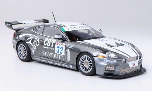 Preisvergleich Produktbild Jaguar XKR GT3, No.33, P.Quaife / S.Hall, FIA GT3 , 2008, Modellauto, Fertigmodell, Minichamps 1:43