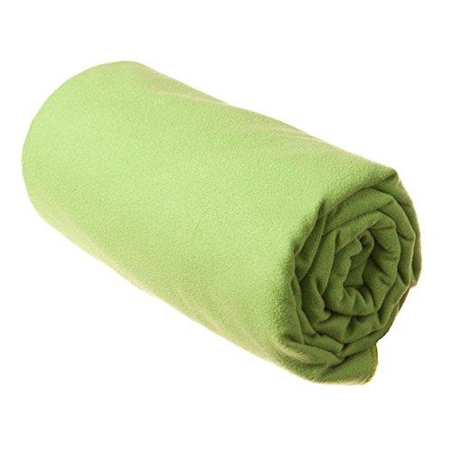 Sea to Summit Drylite - Serviette de bain - Antibacterial XL vert 2016 essuie main