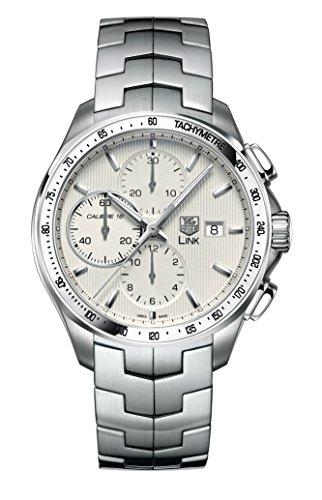TAG Heuer Herren-Armbanduhr Chronograph Automatik Edelstahl CAT2011.BA0952