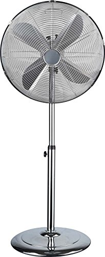 Heller Standventilator STV 458 M Chrome 45cm Ventilator 4005812400259