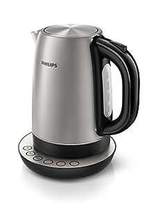 Amazon.de: Philips HD9326/21 Wasserkocher aus Edelstahl