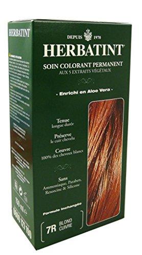 Herbatint Colorazione Naturale Nuance 7r Biondo Ramato 135ml