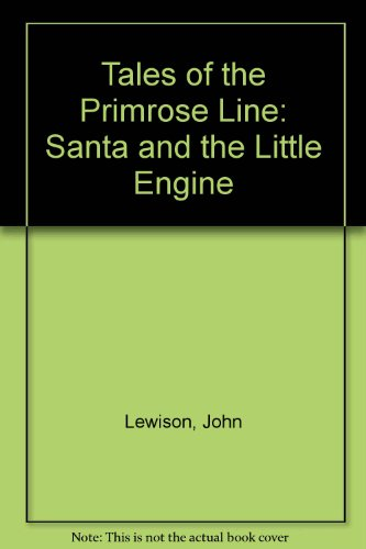 Santa and the little engine