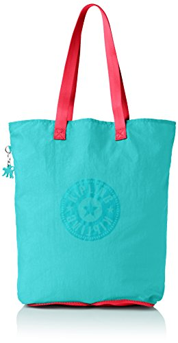 Kipling Hip Hurray 5,  Turchese Turquoise (Cool Turquoise)
