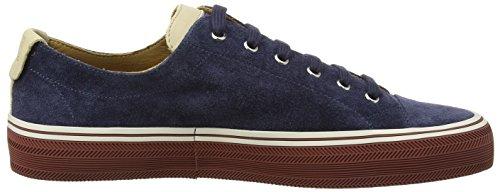 Pantofola d'Oro Kaido Low, Baskets Basses homme Bleu - Blau (68 BLU)