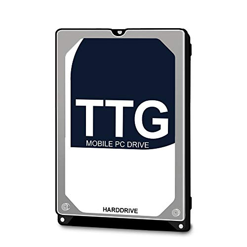 "TTGlobal 1TB 2.5"" Hybrid Hard Disk Drive Sshd 5400 RPM Class Sata 6 Gb/s 64MB Cache 2.5 Inch for Laptop"