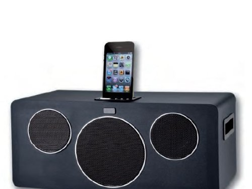 Approx SP07 - Altavoz con purto Dock para Apple iPhone y iPod...