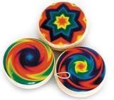JoJo 3farbig 60 x 60 x 50 NEU Yo-Yo Holzspiel