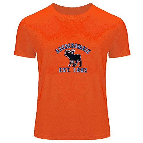 AF Abercrombie Fitch Printed For Boys Girls T-shirt Tee Outlet (Outlet Kid Abercrombie)