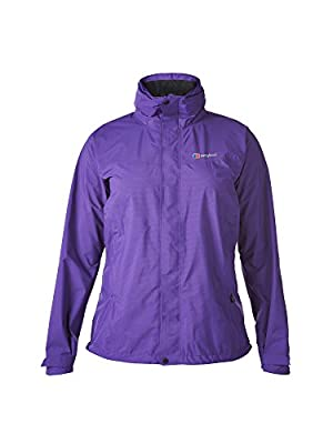 Berghaus Damen-Hydroshell-Jacke für leichte Wanderungen von Berghaus auf Outdoor Shop