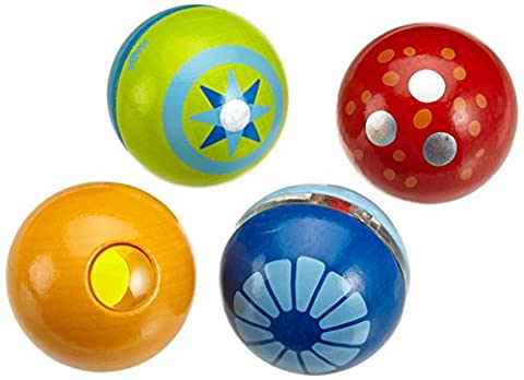 Haba Discovery Balls (Set of 4)