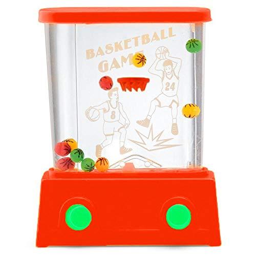 trendaffe Basketball Aquarium Wasserspiel in orange - Wasserspielzeug