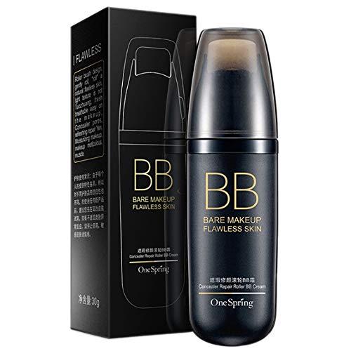 ARTIFUN Roller BB Crème Concealer Fond de Teint Hydratant Maquillage Nude Blanchiment Visage Beauté Cosmétiques