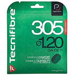 Tecnifibre Pu Green Strings Synthetic 1.20