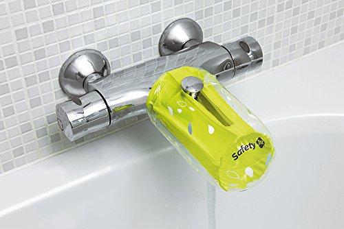 Preisvergleich Produktbild Safety 1st aufblasbarer Wasserhahnschutz, schützt Ihr Kind vor heißem Wasser und Anstoßen am Wasserhahn, universal anpassbar an nahezu jede Armatur, grün
