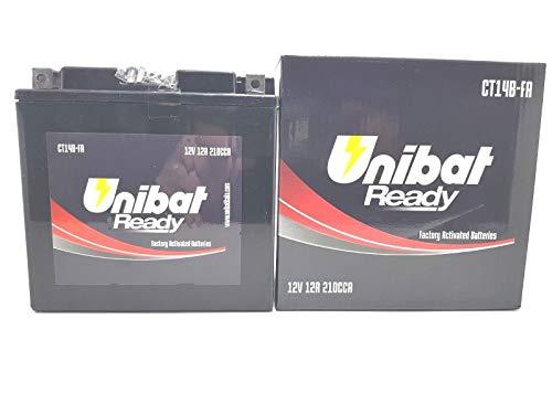 BATTERIA UNIBAT READY YT14B-BS PRECARICATA MT01 MT-01 1700 2005-2011