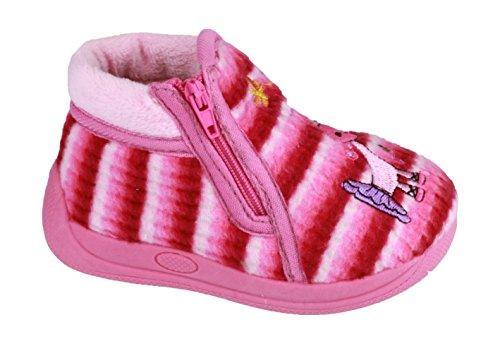 Mirak Safari Pantoufles pink