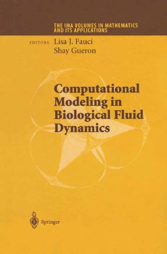 Computational Modeling in Biological Fluid Dynamics: Volume 124 (The IMA Volumes in Mathematics and its Applications)