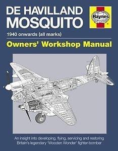 haynes-de-havilland-mosquito-manual