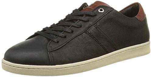 KostRevolvy - Sneaker Uomo , Nero (Noir (Noir Cognac G6)), 41