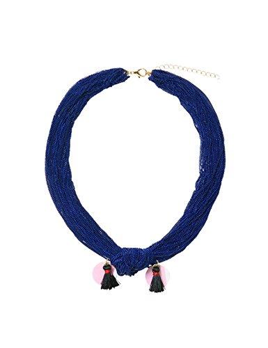 Desigual Damen-Kragen Halskette - 18SAGO635002U (Kragen-halskette Damen)